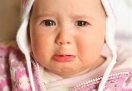 gambar lucu bayi imut menangis