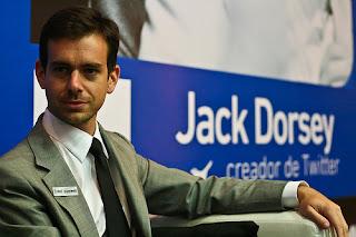 Berkenalan Dengan Penemu Twitter : Jack Dorsey!
