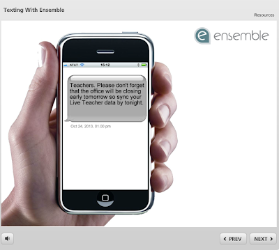 Text messaging at your school