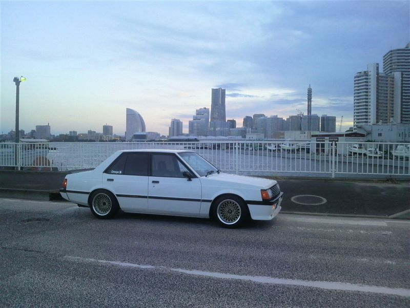 Mitsubishi Lancer A170, piękne samochody, ciekawe auta, japońska motoryzacja, klasyki, youngtimer, zdjęcia