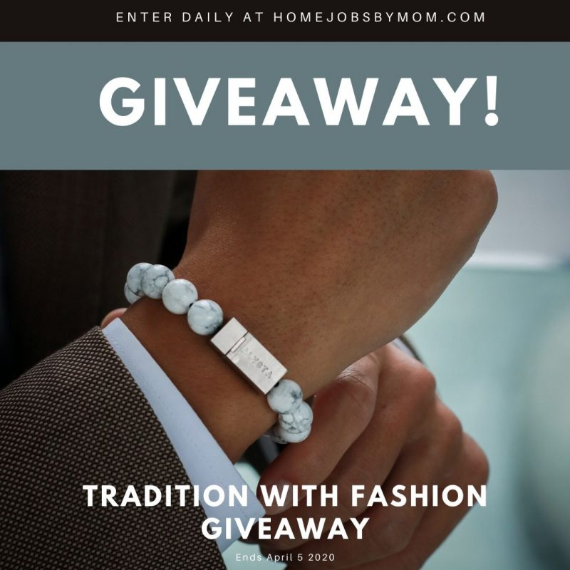 Tradition With Fashion Giveaway