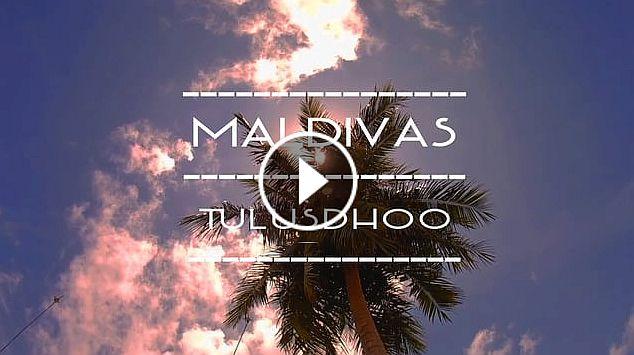 Maldives Cokes Surf Sea Waves