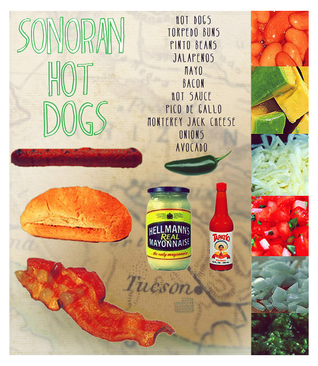#Sonoran #Hot Dog #recipe #summer #food #bbq