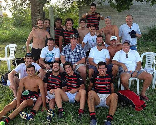 Metán se vistió de rugby con el MEPAO