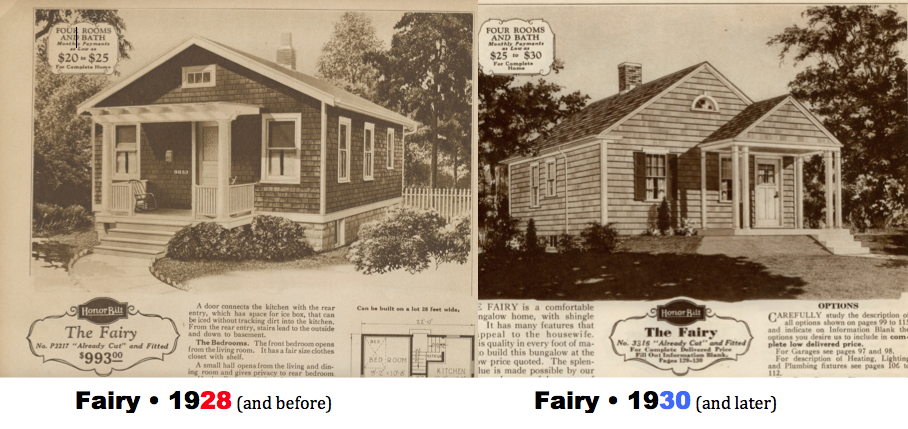 sears fairy two versions. Sears House Seeker  Fairy Tales  More Sears Houses in St  Louis