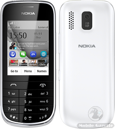 nokia asha 202 putih Daftar Harga Hp Nokia Asha Terbaru 2013