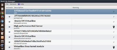 Melihat Service Ubuntu yang Berjalan Otomatis Saat Startup