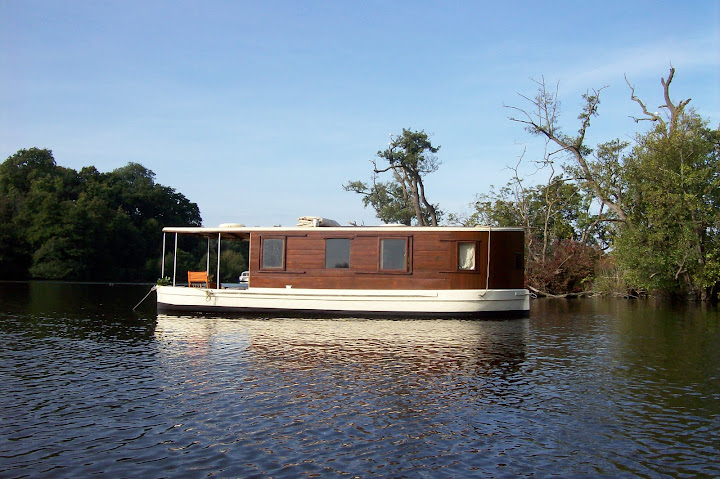 Houseboat Heather ~ Norfolk Broads