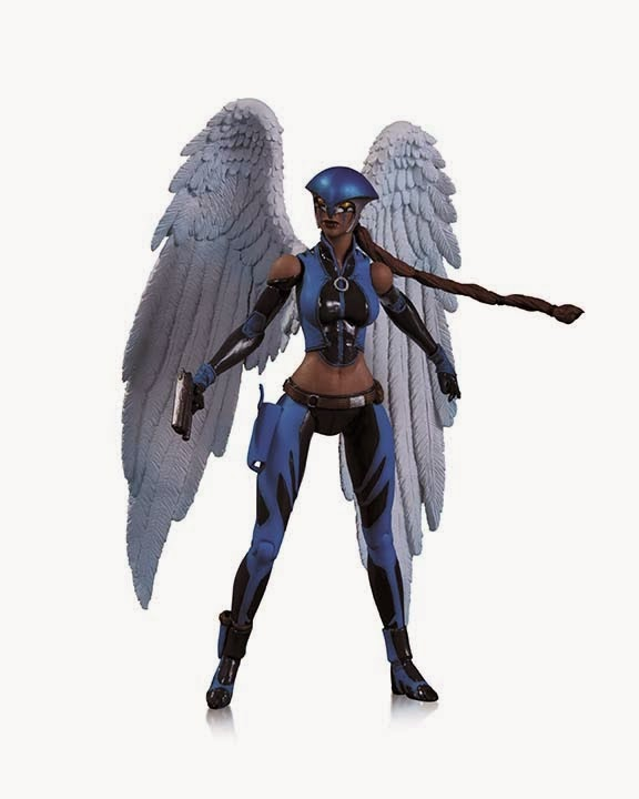 Hawkgirl: Being Carter Hall: Upcoming: New 52 Earth-2 Hawkgirl Figure