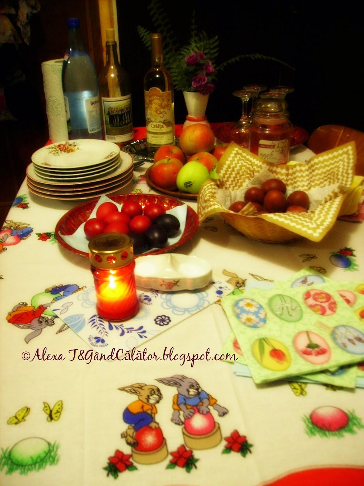 Sărbători Fericite!  De la Sfintele Paști la Înălțare!! Happy Holidays!  From Easter holidays to Ascension Day!