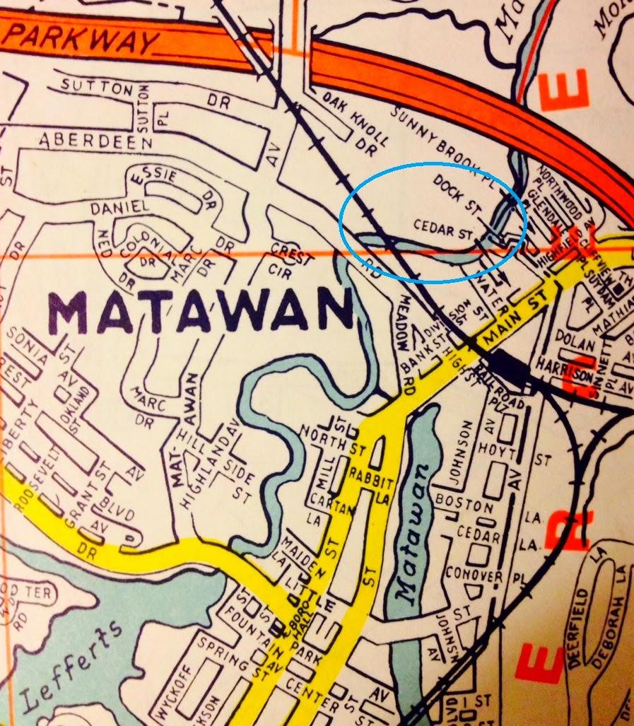 A Kayaks View Of The Matawan Shark Attacks