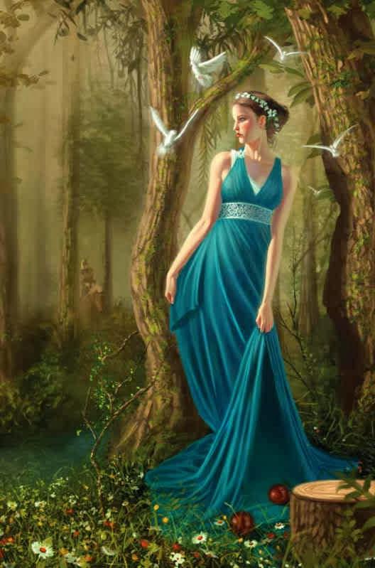 Greek Mythology Persephone