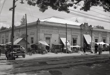 """El Mercado """"Mixcoac"""" en los años treinta"""
