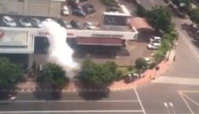 Berduka Cita Atas Terjadinya Teror Bom di Sarinah dan Starbucks