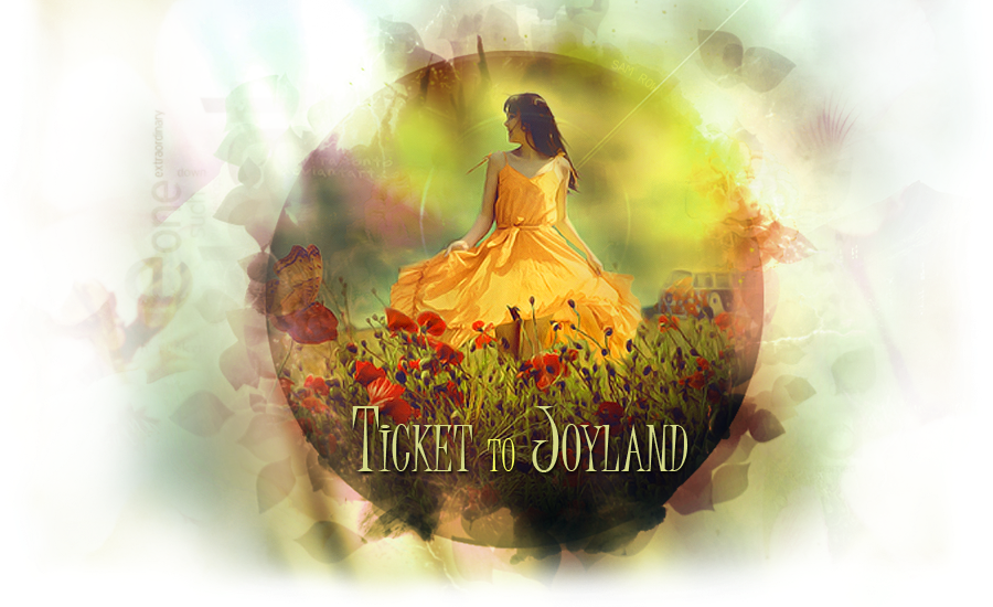 Ticket to Joyland