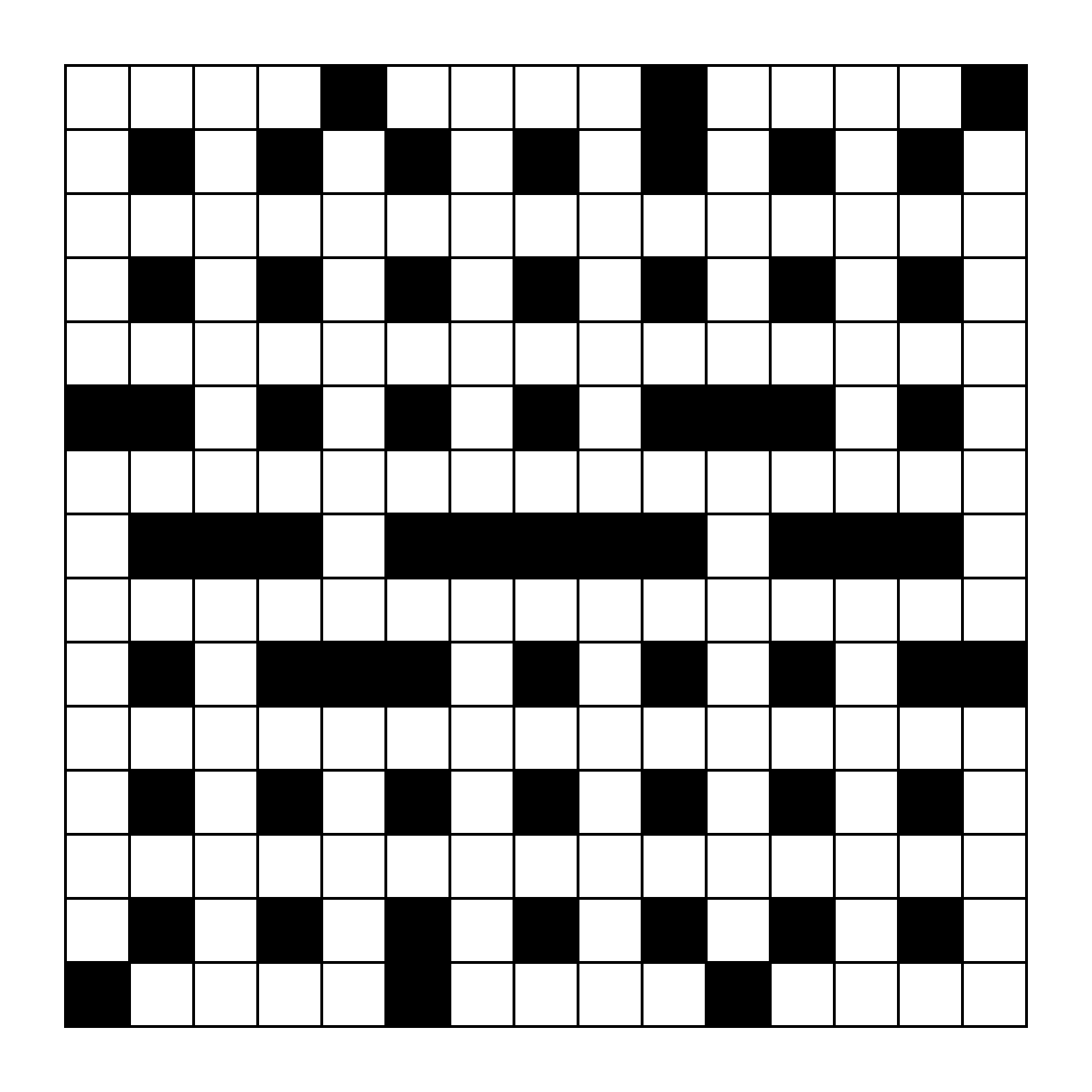 blank word wall template free - the nation cryptic crossword forum october 2013