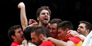 BALONCESTO (EuroBasket 2015) - España elimina a Grecia y pone rumbo a las semifinales comandada por Gasol y Mirotic