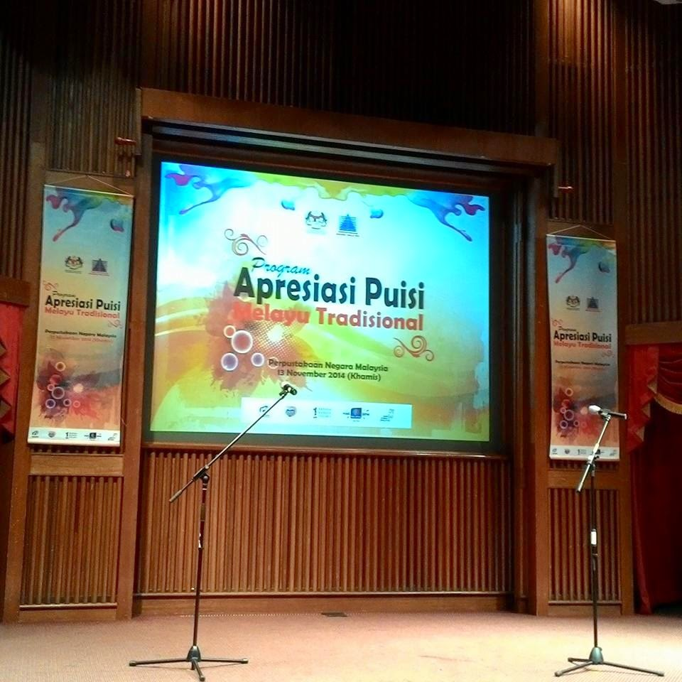Apresiasi Puisi, Perpustakaan Negara Malaysia