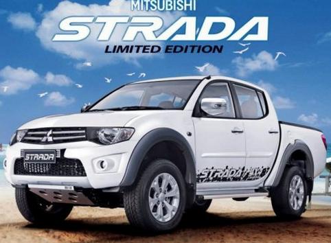 Mitsubishi Strada 2015 Model Philippines
