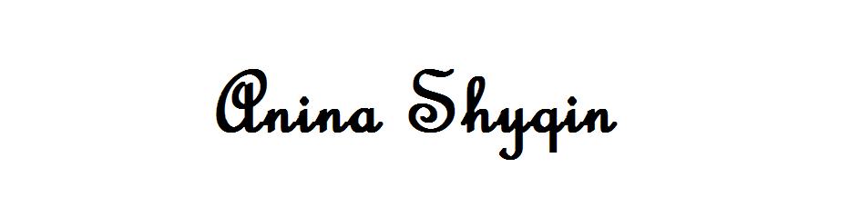 Anina Shyqin