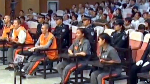 Islamopobhia, Cina Vonis Mati 3 Warga Muslim Uighur