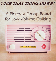 A Low Volume Pinterest Group