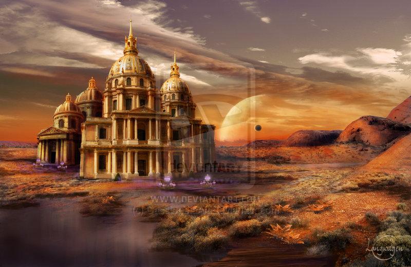 Desert Palace by CassiopeiaArt jpgDesert Palace