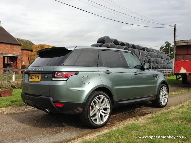 2013 Range Rover Sport Autobiography