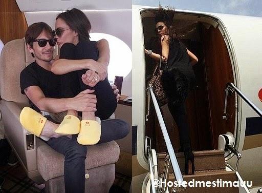Victoria Beckham curang bermain cinta dengan lelaki lain