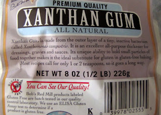 Xanthan Gum Recipes Smells Like Food in He...