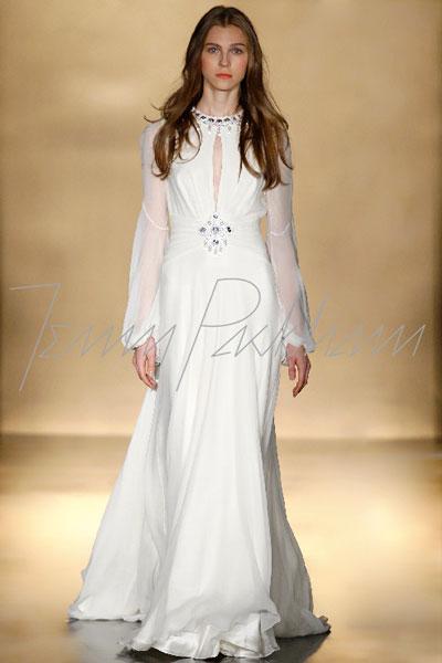 Hippie Wedding Dresses Gorgeous