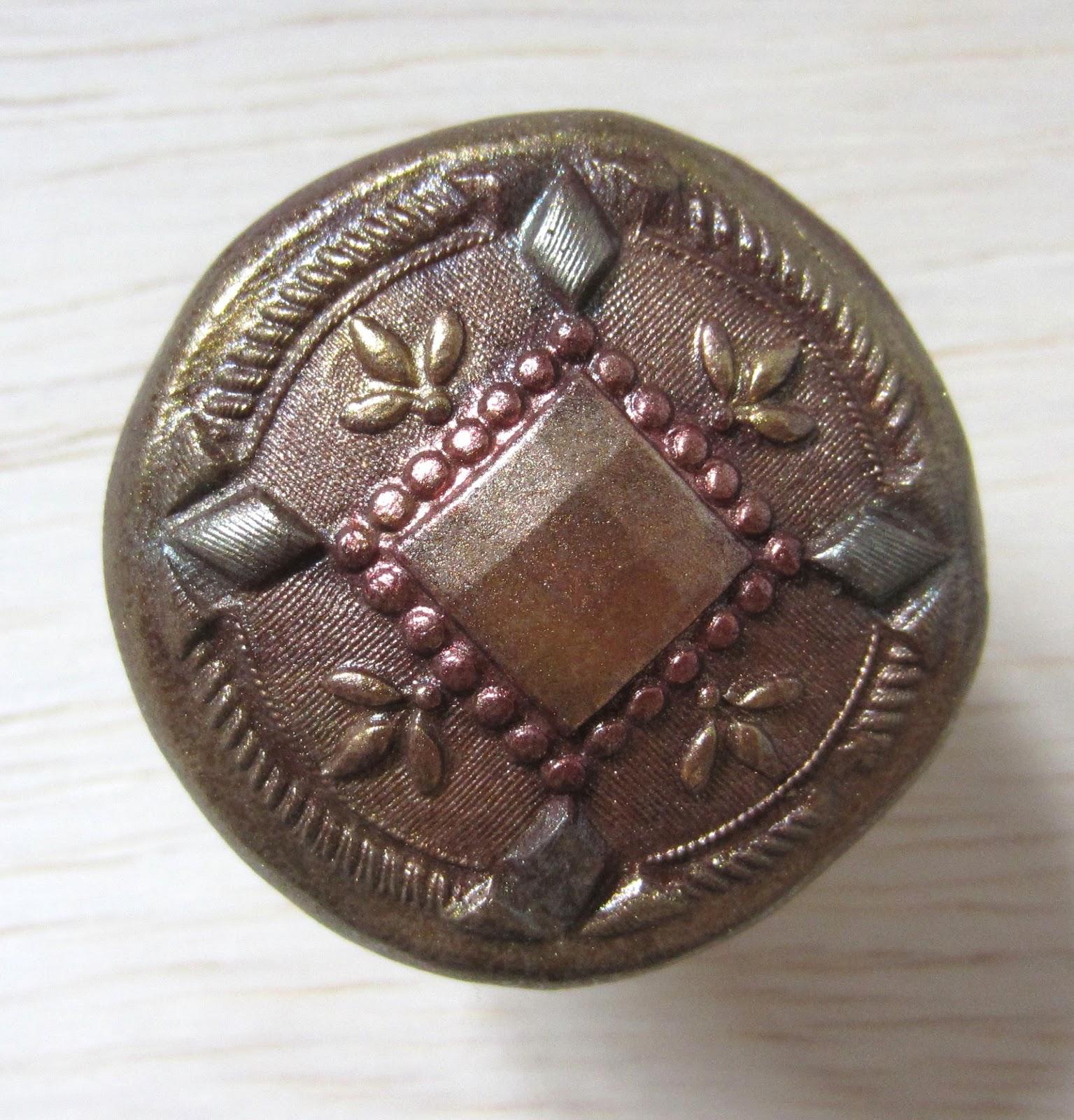 Copper Cabinet Pulls