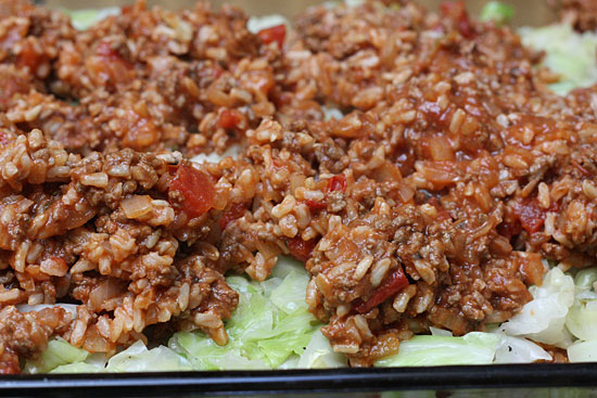 Deconstructed Stuffed Cabbage Casserole Recipe — Dishmaps