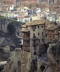 Las Casas Colgantes - CUENCA