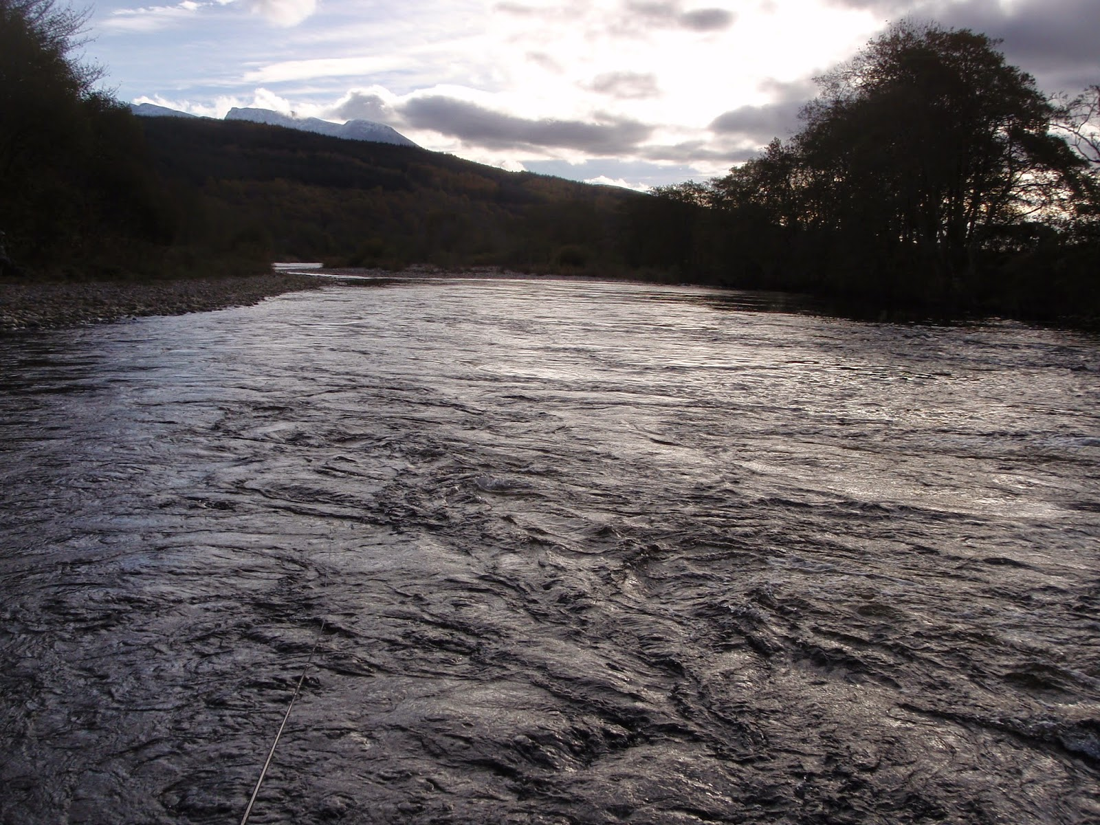 Salmon fly fly fishing for salmon in scotalnd tay for Fly fishing for salmon