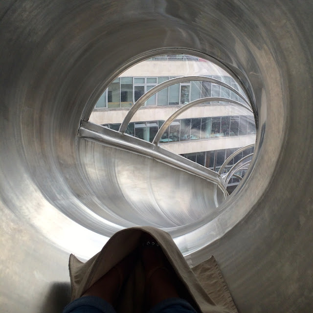 Carsten Holler: Decision by What Laura did Next