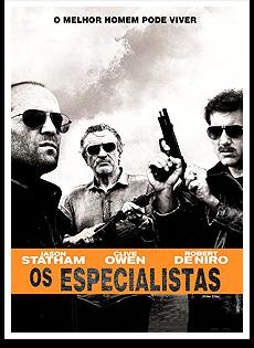 osepecialistas Os Especialistas   DVDRip   Legendado