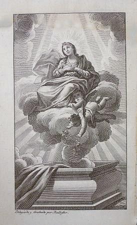 Reza el Oficio Parvo a la Santísima Virgen María