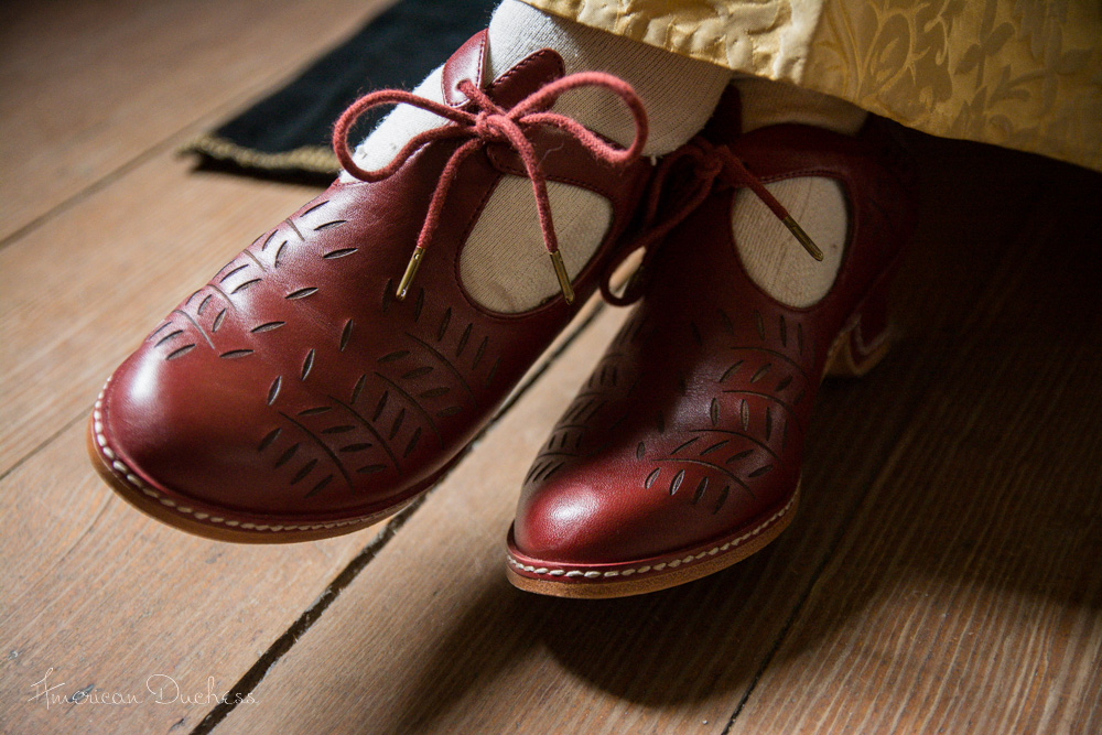 Stratford Renaissance Shoes by American Duchess