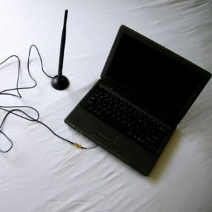 Menangkap Sinyal Wifi