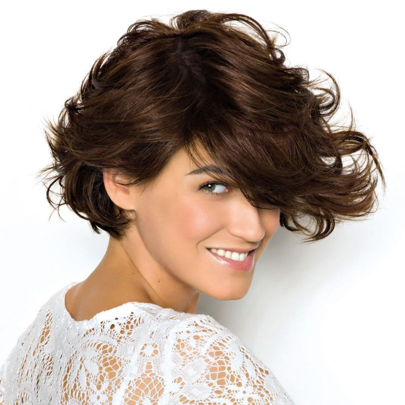 peinados de moda para pelo corto