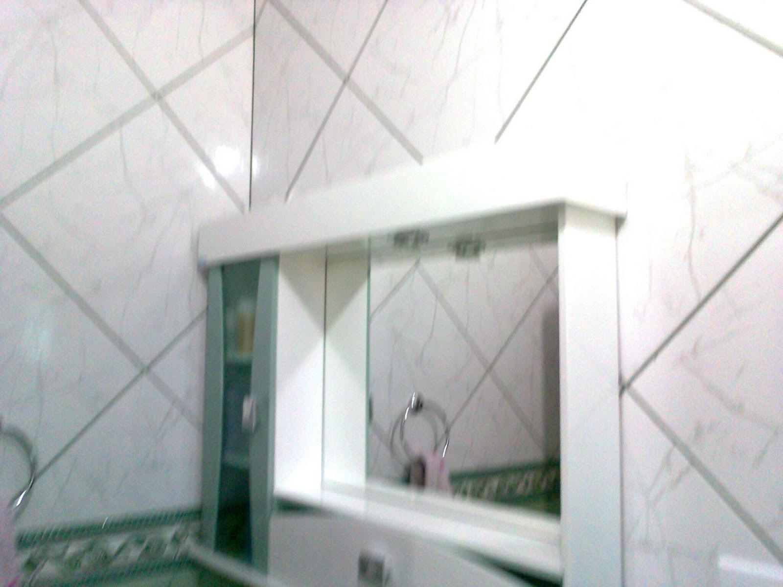 Arte Pisos & Azulejos: Banheiros #274036 1600x1200 Azulejo Banheiro Simples
