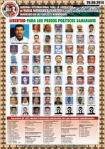 Libertação Imediata de Todos os Presos Políticos Saharauis em prisões marroquinas