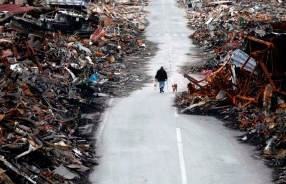 gambar selepas tsunami photo after japan earthquake