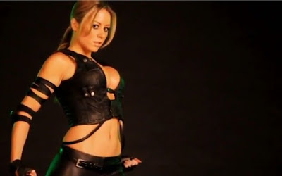 Musas do Mortal Kombat - Cosplay