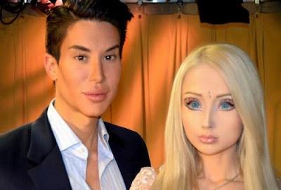 Após encontrar 'Barbie da vida real', 'Ken humano'  faz crítica: 'Esquisita'