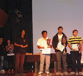 Podium - Ciudad de Arica - Club Jaque 64