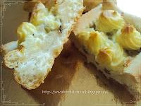 فطاير البطاطا، أسِرة بالبزلاء و البطاطا وصفة خفيفة و لذيذة