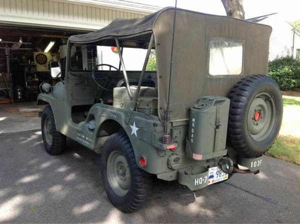 1955 willys m38a1 army jeep for sale 4x4 cars. Cars Review. Best American Auto & Cars Review
