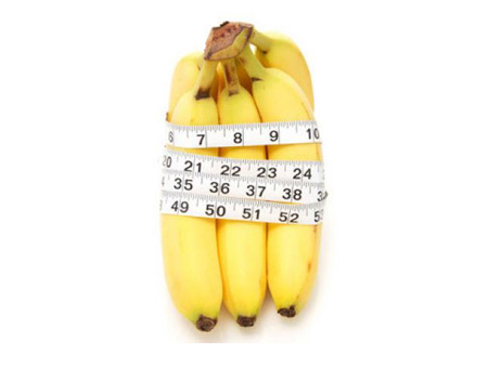 Fat burning foods- bananas